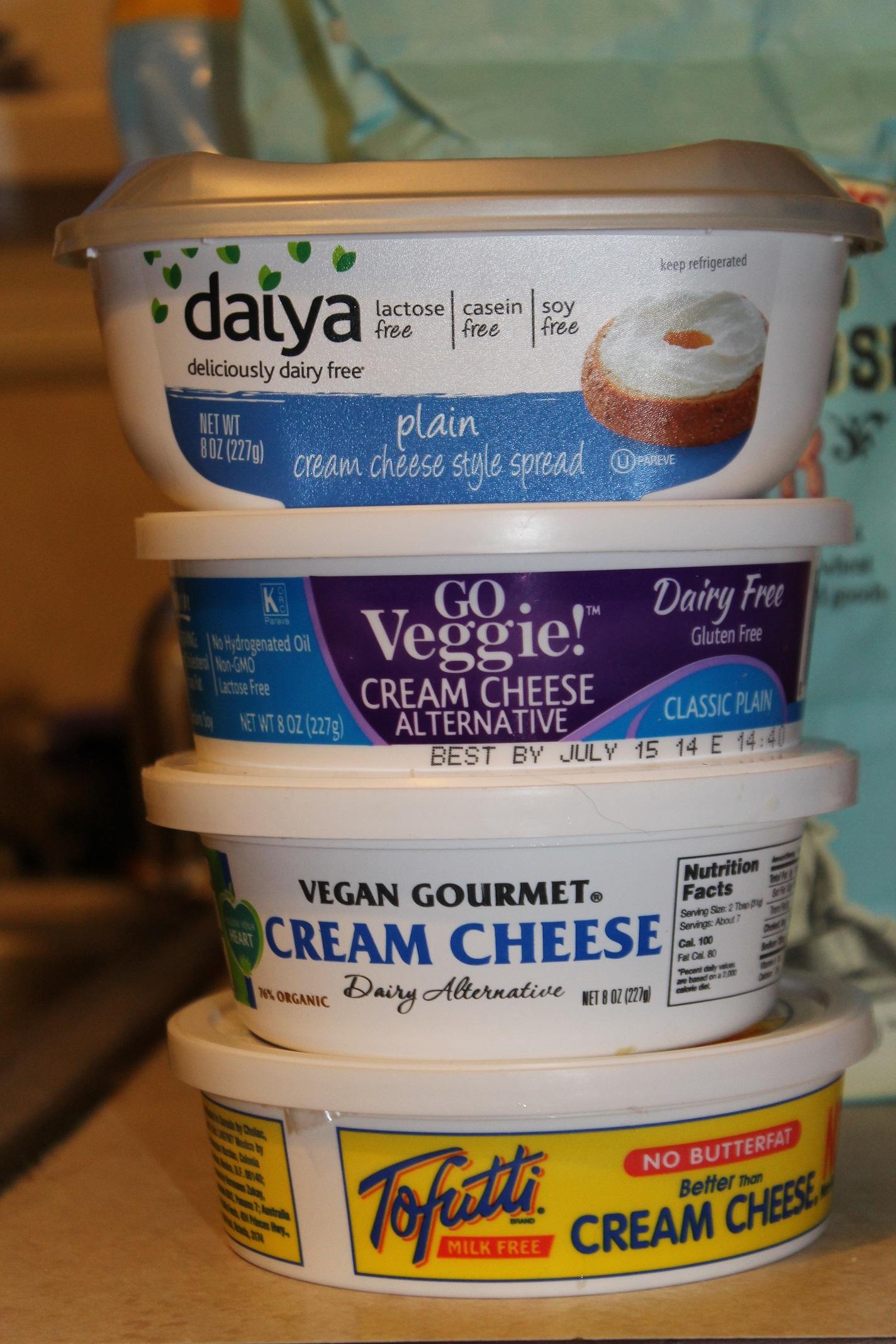cream cheese brands