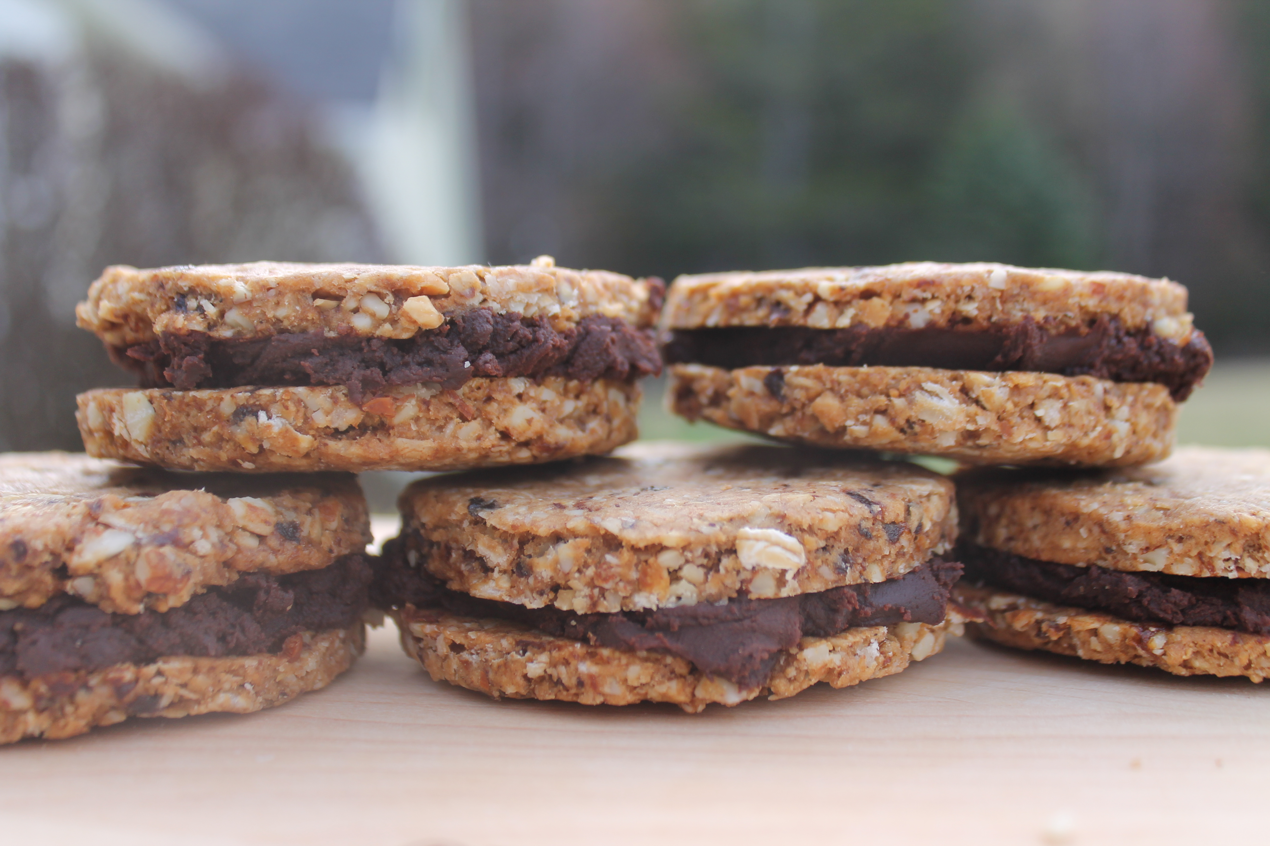 Crazy About Cookies Kept At Room Temperature